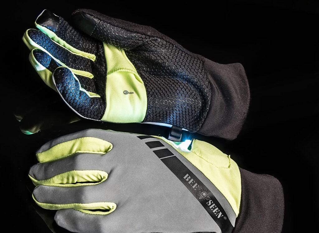 runspiration bee sports gloves